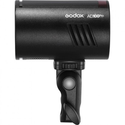 Godox AD100Pro 100Ws TTL 2.4G HSS 1/8000s Pocket Flash Light with 7.2V/2600mAh Lithium Battery 360 Full Power Flashes 0.01-1.5s