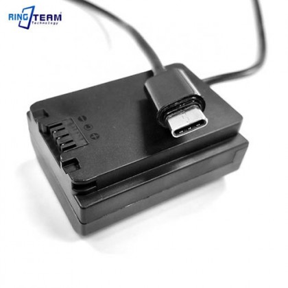 Usb-FZ100 Power Adapter Kit PD TYPE C For for Sony Cameras Alpha A9 a7 iii A7RM3 A7RIII A7M3 ILCE-9