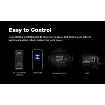 GODOX SZ150R 150W BI-COLOUR ZOOMABLE RGB LED VIDEO LIGHT