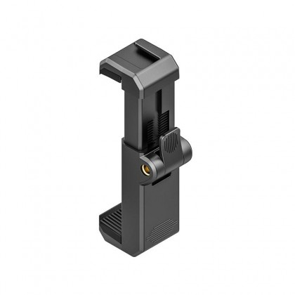 """Ulanzi ST-26 Phone Tripod Mount For Mobile Productions with Single Cold Shoe Mount For Light Mic with 1/4""""-20 Threaded Hole"""