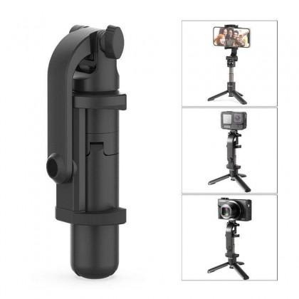 Ulanzi MT-38 Mini Handheld Tripod Mini Vlog Phone Tripod 200° Angle Adjustment For Smartphone
