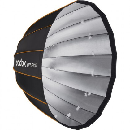 "Godox QR-P120 Parabolic Softbox (47.1"") With Grid"
