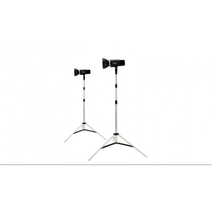 GS 2.8M Heavy Duty Stainless Steel Light Stand