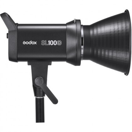 GODOX SL100D LED WITH SB-GUE120 (WITH GRID) SOFTBOX + 2.6M AIR CUSHIONED LIGHT STAND SINGLE LIGHT KIT