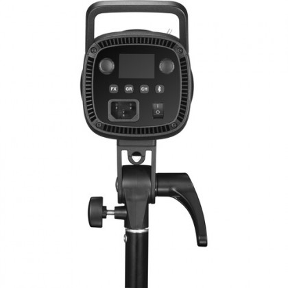 GODOX SL100D LED 2 LIGHT KIT WITH GS PARABOX 90CM (WITH GRID) + 2.6M AIR CUSHIONED STAND COMBO