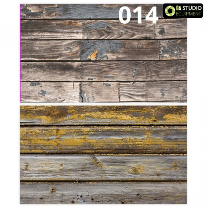 GS Double Sided 58*88cm Flat Lay Background Backdrop Paper Waterproof Wood Marble Concrete Wall Photo Video