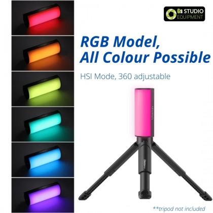 Ulanzi i-Light Mini Magnetic RGB Handheld Tube Light