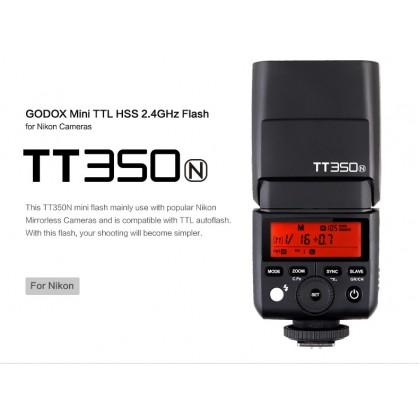 Godox TT350 S/N/C/F Thinklite TTL Flash Professional Speedlite
