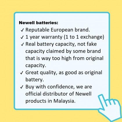 Newell Battery NP-FW50 For Sony NEX-3, NEX-C3, NEX-5, NEX-5N, NEX-7 oraz Sony Alpha A33, A35, A55