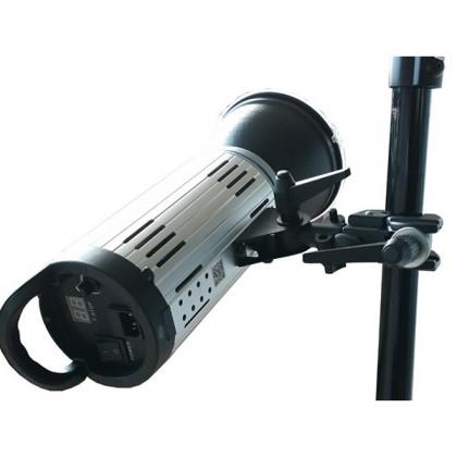 NICEFOTO SUPER CLAMP B-01 SUPER HEAVY DUTY FOR STUDIO STROBE & BIG LED LIGHT