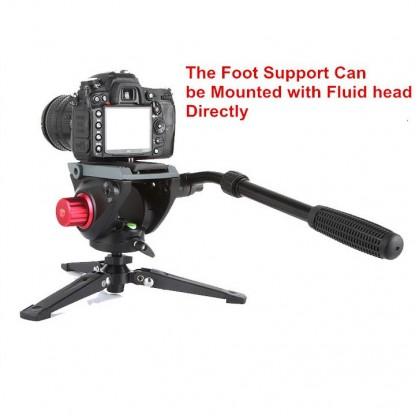 LEADWIN MP01C TWIST LOCK PROFESSIONAL CARBON FIBER VIDEO MONOPOD WITH FLUID VIDE