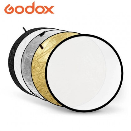 GODOX 110CM 43 INCH 5 IN 1 COLLAPSIBLE REFLECTOR