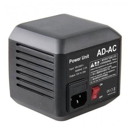 Godox AD-AC / AC Adapter for AD600 (ORIGINAL & OFFICIAL GODOX DISTRIBUTOR)