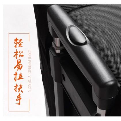 Godox CB-10 Roller Bag for Video Studio LED Light , Outdoor Shooting Draw-Bar Box Stuido Flash Carry Case