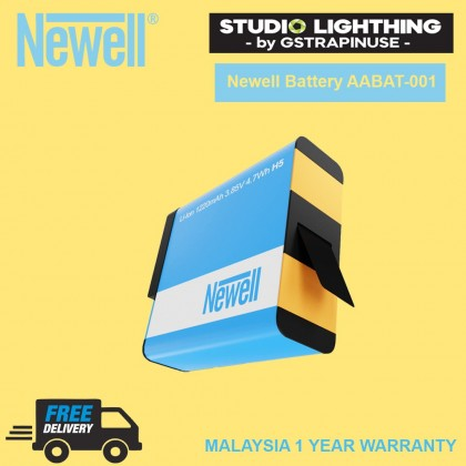 Newell Battery AABAT-001 Battery for GOPRO HERO 5, 6,7 & GOPRO 8