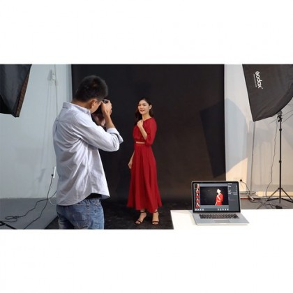 CAMFI PRO PLUS WIRELESS PHOTO TRANSFER FROM CAMERA TO PC, TABLET & PHONE (Windows, Mac, iOS & Android Compatible)
