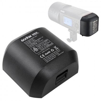 Godox WB26 Rechargeable Lithium-Ion Battery for AD600 Pro