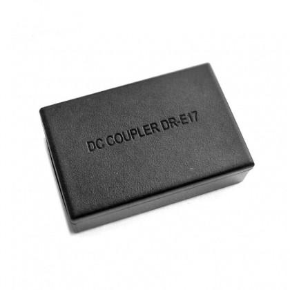 GS Studio AC Power Adapter Kit for EOS M3 M5 EOSM3 Digital Cameras (ACK-E17 + LP-E17 Dummy)