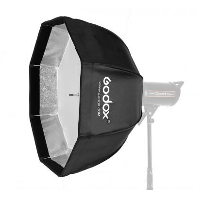 Godox SB-UE 80cm WITHOUT Grid Portable Octabox Octagonal Umbrella Softbox with Bowens Mount