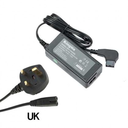 KingMa Adapter for V-Mount Battery Charging Transformer D-Tap Charger (KM-AC150 Charger for V-Mount)