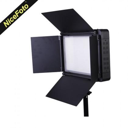 Nicefoto LED-2160DMX High Power 200W 20000LM LED Video Light 3200-7500K Adjustable Color Temperature